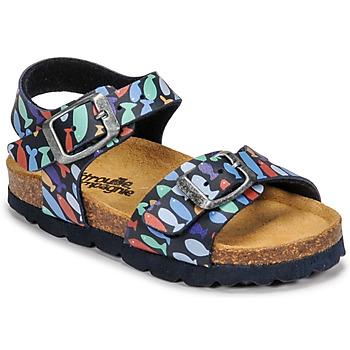 Topánky Chlapci Sandále Citrouille et Compagnie RELUNE Viacfarebná