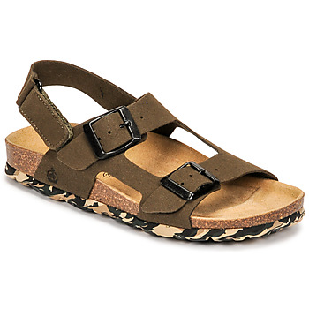 Topánky Chlapci Sandále Citrouille et Compagnie KELATU Kaki