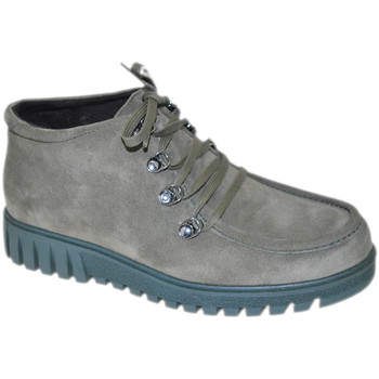 Topánky Ženy Polokozačky Calzaturificio Loren LOE0699kaki verde