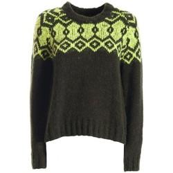Oblečenie Ženy Svetre Fracomina F120W01020K04501 zelená