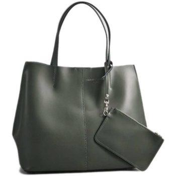 Tašky Ženy Veľké nákupné tašky  Christian Laurier AMY VERT FONCE