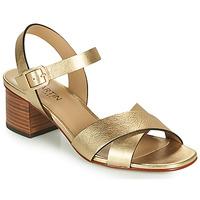Topánky Dievčatá Sandále JB Martin OXIA Zlatá