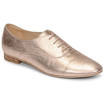 Topánky Ženy Richelieu JB Martin CLAP Metalická / Svetlá telová