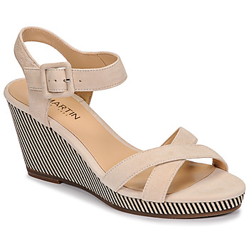 Topánky Ženy Sandále JB Martin QUERIDA Piesková