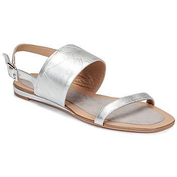 Topánky Ženy Sandále JB Martin AVERY Strieborná
