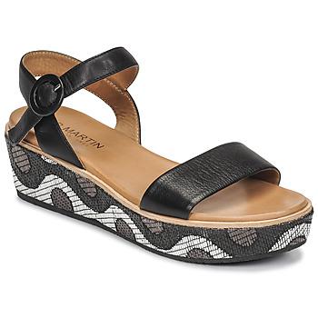 Topánky Ženy Sandále JB Martin CAT Čierna