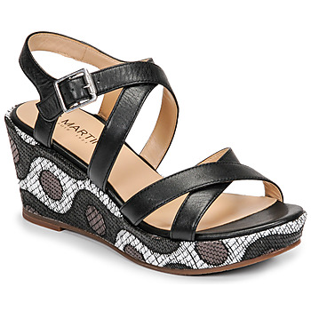 Topánky Ženy Sandále JB Martin DARELO Čierna