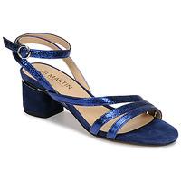 Topánky Ženy Sandále JB Martin MAEVA Modrá