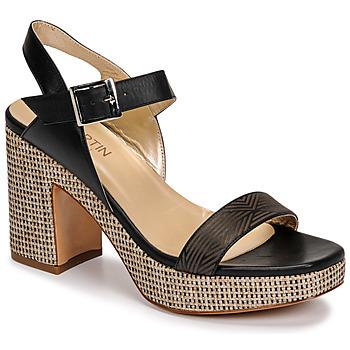 Topánky Ženy Sandále JB Martin XEPIA Čierna