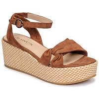 Topánky Ženy Sandále JB Martin CAPRI Svetlá hnedá