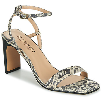Topánky Ženy Sandále JB Martin DITA Čierna