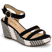 Topánky Ženy Sandále JB Martin DORKA Čierna