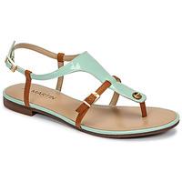 Topánky Ženy Sandále JB Martin GAELIA Modrá azúrová