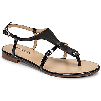 Topánky Ženy Sandále JB Martin GAELIA Čierna