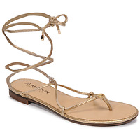 Topánky Ženy Sandále JB Martin GERONA Zlatá