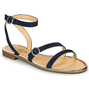 Topánky Ženy Sandále JB Martin GILANA Námornícka modrá