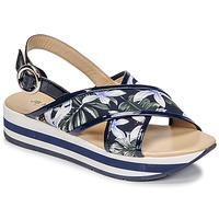 Topánky Ženy Sandále JB Martin ILANG Námornícka modrá