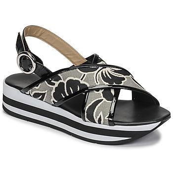 Topánky Ženy Sandále JB Martin ILANG Čierna