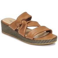 Topánky Ženy Sandále JB Martin JAM Svetlá hnedá