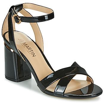 Topánky Ženy Sandále JB Martin KIMOE Čierna