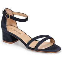Topánky Ženy Sandále JB Martin MACABO Čierna