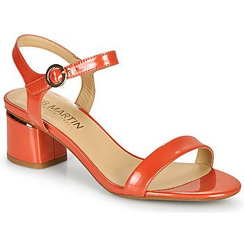 Topánky Ženy Sandále JB Martin MALINA Koralová