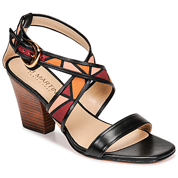 Topánky Ženy Sandále JB Martin NALIA Čierna