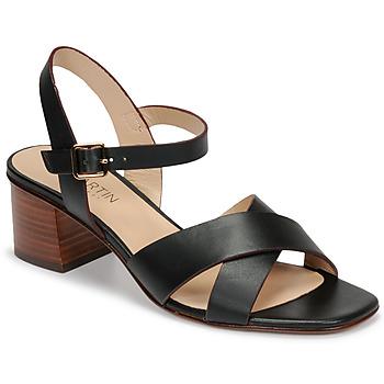 Topánky Ženy Sandále JB Martin OXIA Čierna