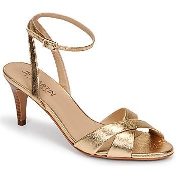 Topánky Ženy Sandále JB Martin POETIE Oriešková