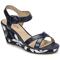 Topánky Ženy Sandále JB Martin QUERIDA Námornícka modrá