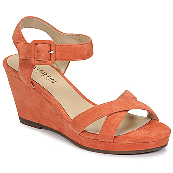Topánky Ženy Sandále JB Martin QUERIDA Papaye