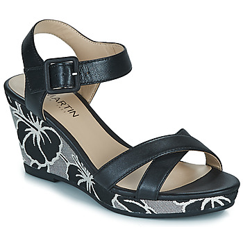 Topánky Ženy Sandále JB Martin QUERIDA Čierna