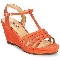 Topánky Ženy Sandále JB Martin QUIRA Papaye