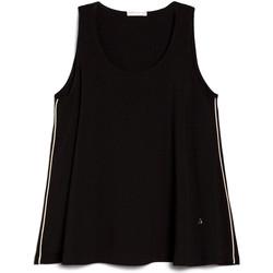 Oblečenie Ženy Blúzky NeroGiardini E062790D čierna