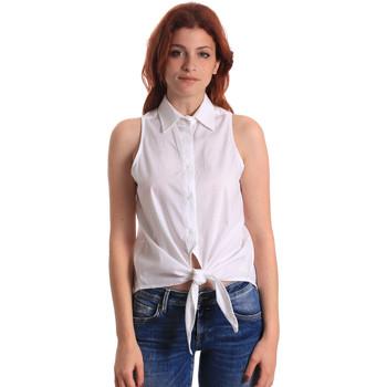 Oblečenie Ženy Blúzky Fornarina BE174573CA1609 Biely