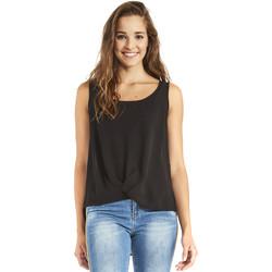 Oblečenie Ženy Blúzky Gaudi 911BD45001 čierna