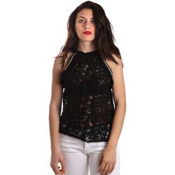 Oblečenie Ženy Blúzky Gaudi 911BD45026 čierna