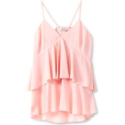 Oblečenie Ženy Blúzky Liu Jo F19006T5540 Ružová