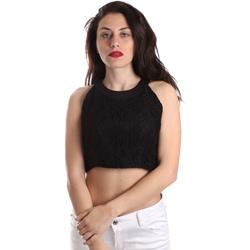 Oblečenie Ženy Blúzky Fracomina FR19SP689 čierna