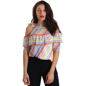 Oblečenie Ženy Blúzky Fracomina FR19SP556 Biely