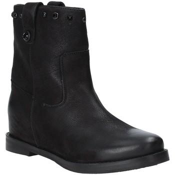 Topánky Ženy Čižmičky Apepazza 9FRSB01 čierna