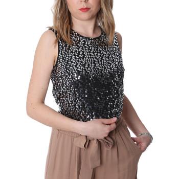 Oblečenie Ženy Blúzky Fracomina FR20SP634 čierna