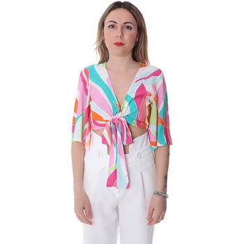 Oblečenie Ženy Blúzky Fracomina FR20SP519 Biely