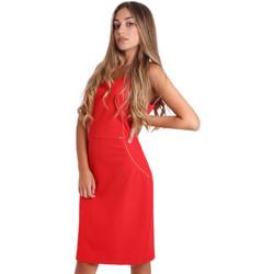 Oblečenie Ženy Krátke šaty Fracomina FR20SP645 Červená