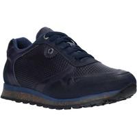 Topánky Muži Nízke tenisky Exton 340 Modrá