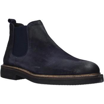 Topánky Muži Polokozačky Exton 850 Modrá
