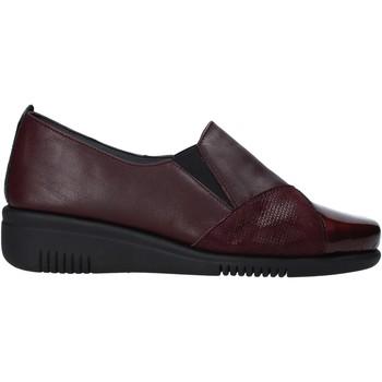 Topánky Ženy Mokasíny Grunland SC2987 Červená