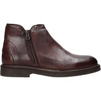 Topánky Muži Polokozačky Exton 851 Hnedá