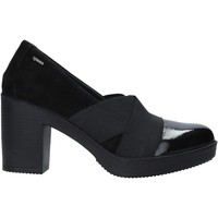 Topánky Ženy Mokasíny IgI&CO 6152900 čierna