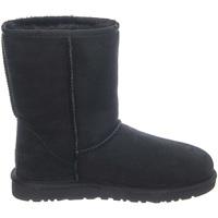 Topánky Ženy Snehule  UGG UGMCLSBK5800M čierna